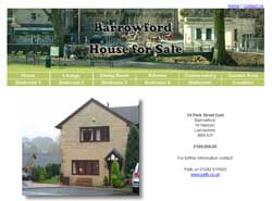 Barrowford House For Sale
